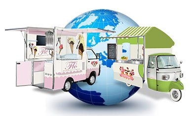Your food truck around the world